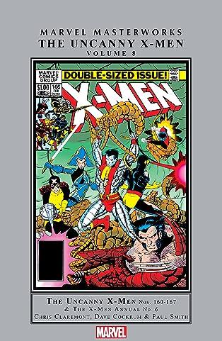 Uncanny X-Men Masterworks Vol. 8