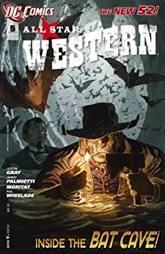 All Star Western (2011-2014) No.5