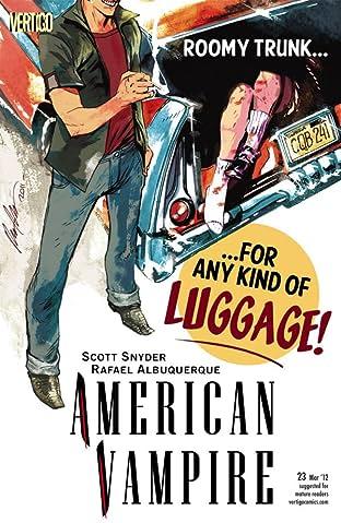 American Vampire #23