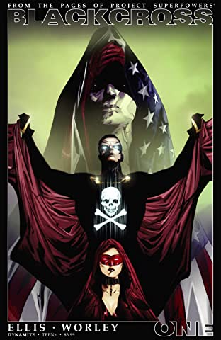 Project Superpowers: Blackcross No.1 (sur 6): Digital Exclusive Edition