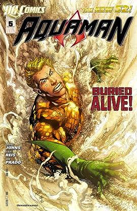 Aquaman (2011-2016) No.5