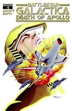 Battlestar Galactica: Death of Apollo #4 (of 6): Digital Exclusive Edition