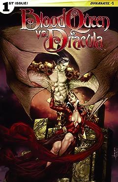 Blood Queen vs. Dracula #1 (of 4): Digital Exclusive Edition
