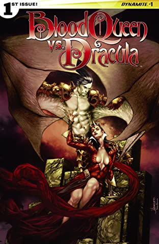 Blood Queen vs. Dracula No.1 (sur 4): Digital Exclusive Edition