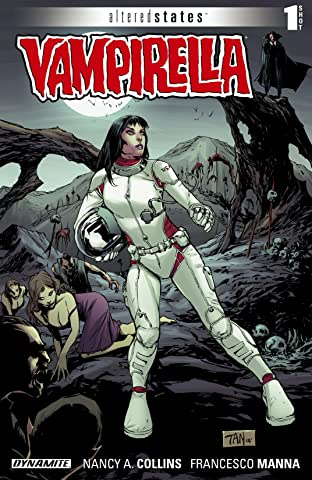 Altered States: Vampirella #1: Digital Exclusive Edition