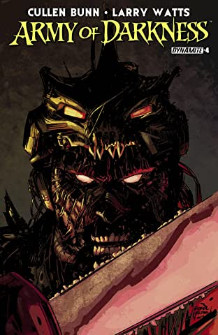Army of Darkness Vol. 4 #4: Digital Exclusive Edition
