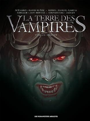 La Terre des vampires Tome 2: Requiem