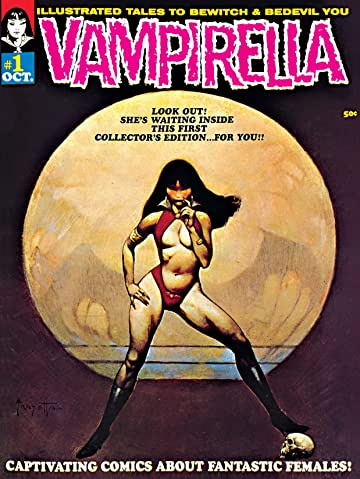Vampirella (Magazine 1969-1983) #1