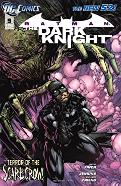 Batman: The Dark Knight (2011-2014) #5
