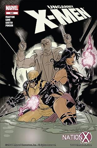 Uncanny X-Men (1963-2011) #520