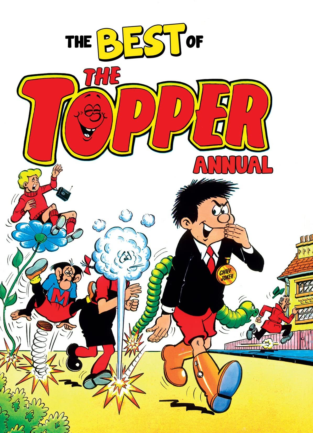 Retro Classics: The Best of The Topper Annual