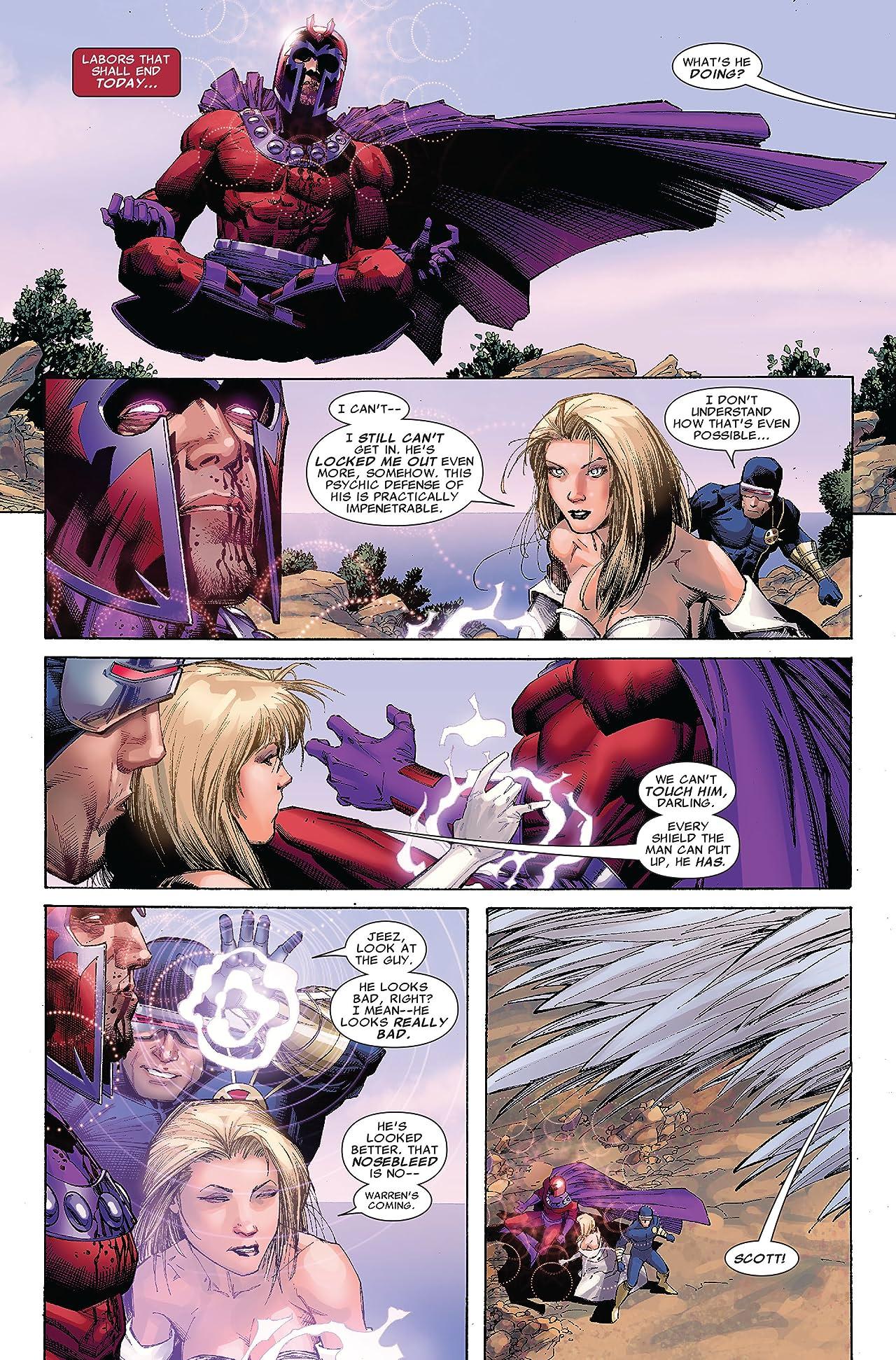 Uncanny X-Men (1963-2011) #522