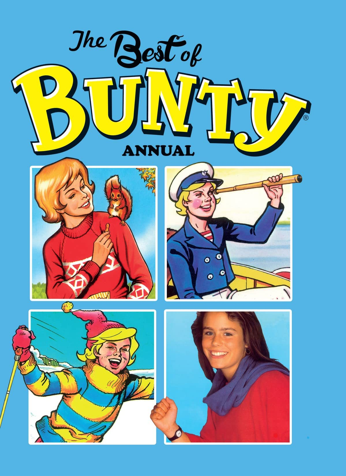 Retro Classics: The Best of Bunty Annual