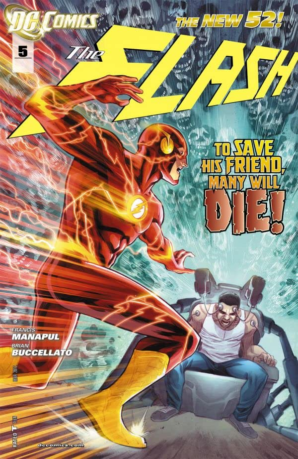 The Flash (2011-2016) #5
