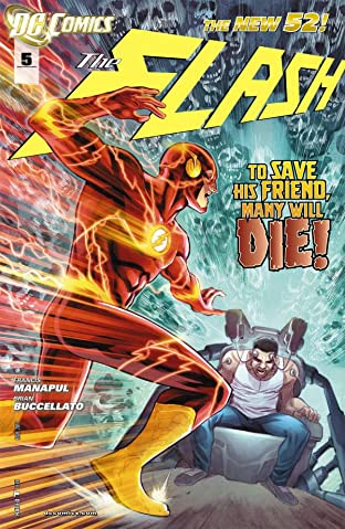 The Flash (2011-) #5