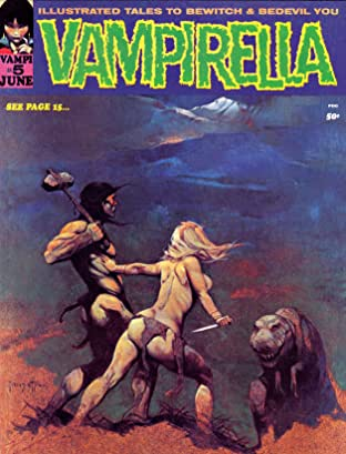 Vampirella (Magazine 1969-1983) #5