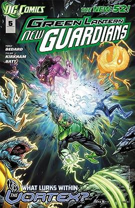 Green Lantern: New Guardians (2011-2015) #5
