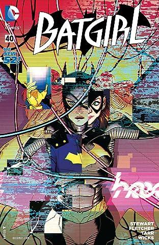 Batgirl (2011-2016) #40