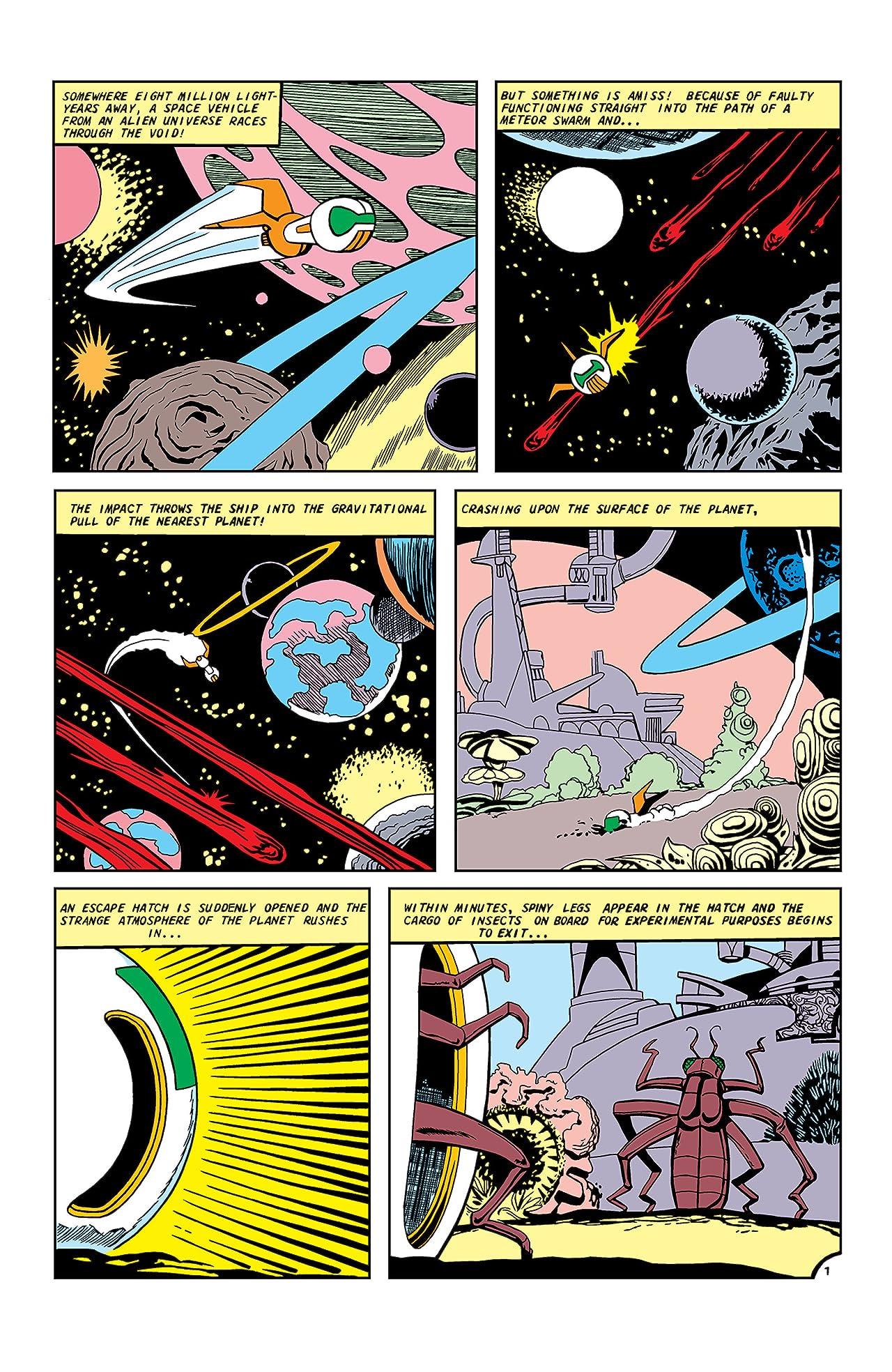 Captain Atom (1965-1967) #88