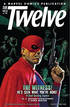 The Twelve #5 (of 12)