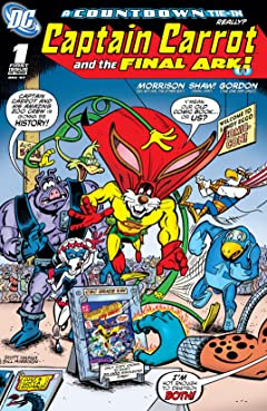 Captain Carrot and the Final Ark (2007) #1