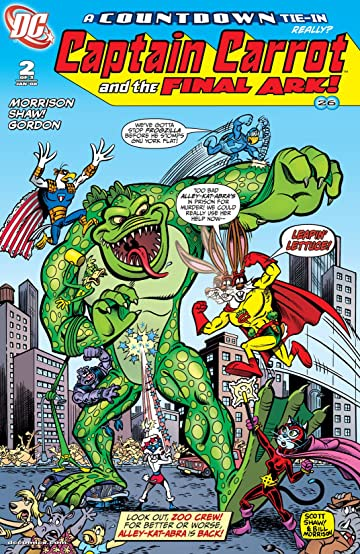 Captain Carrot and the Final Ark (2007) #2
