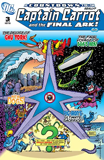 Captain Carrot and the Final Ark (2007) #3