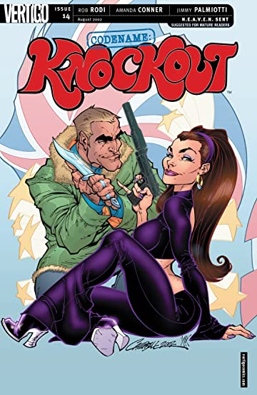 Codename: Knockout (2001-2003) #14