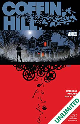 Coffin Hill (2013-2015) #16