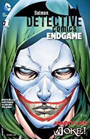 Detective Comics: Endgame #1