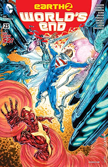 Earth 2: World's End (2014-2015) #23