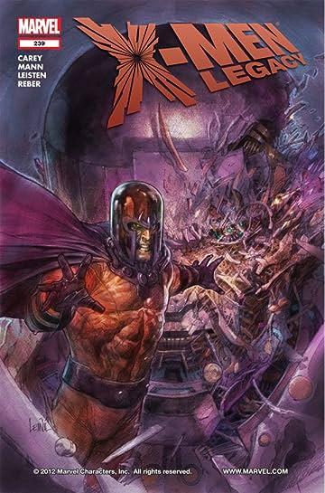 X-Men: Legacy (2008-2012) #239