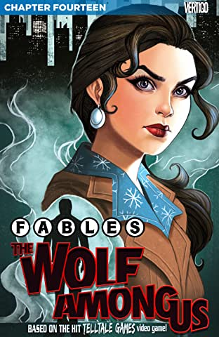 Fables: The Wolf Among Us No.14
