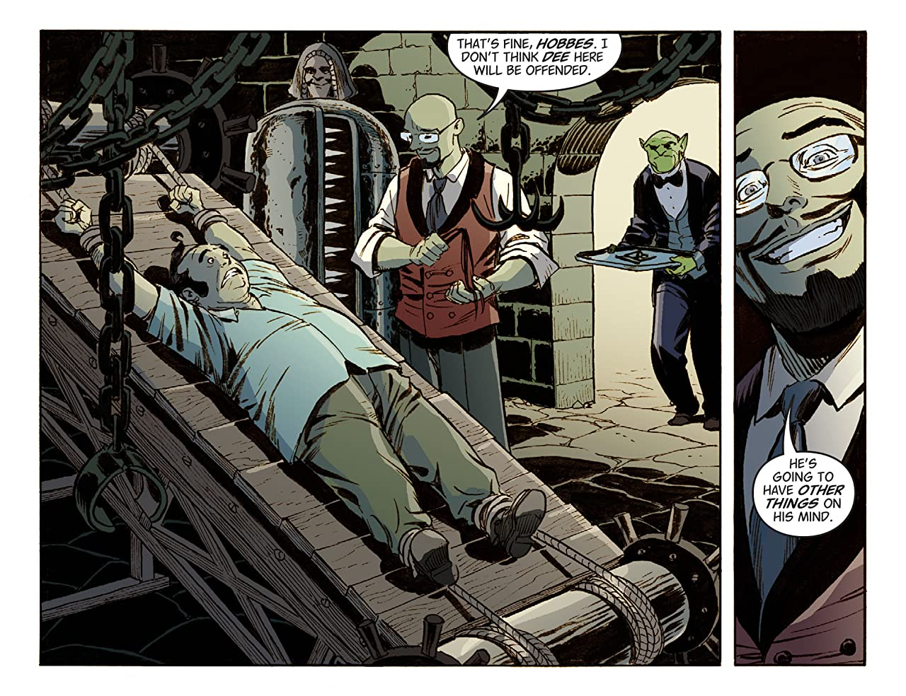 Fables: The Wolf Among Us #14