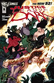 Justice League Dark (2011-2015) #5