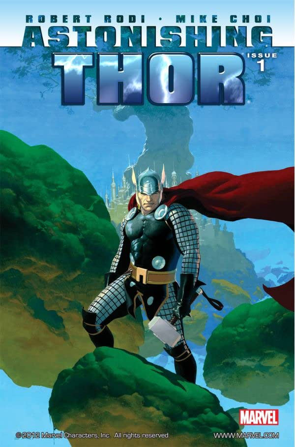 Astonishing Thor #1 (of 5)
