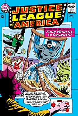 Justice League of America (1960-1987) #26