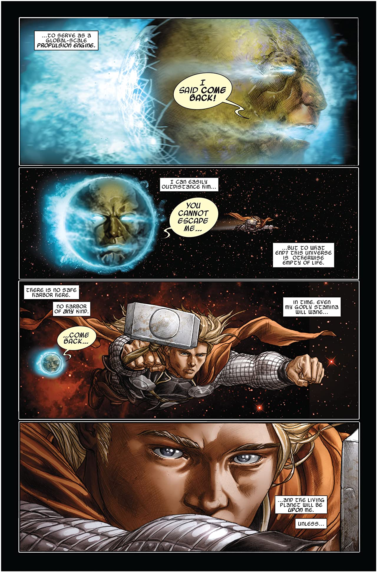 Astonishing Thor #3 (of 5)