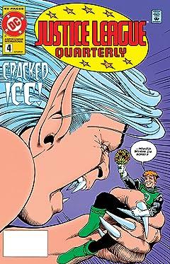 Justice League Quarterly (1990-1994) No.4