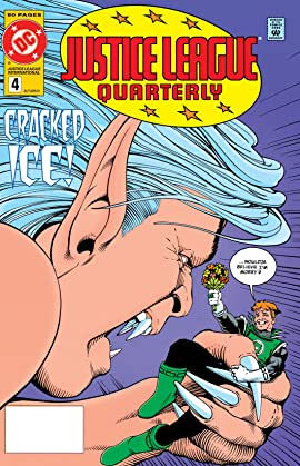 Justice League Quarterly (1990-1994) #4