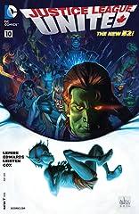 Justice League United (2014-) #10