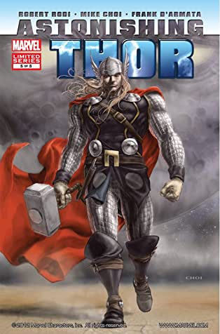 Astonishing Thor #5 (of 5)