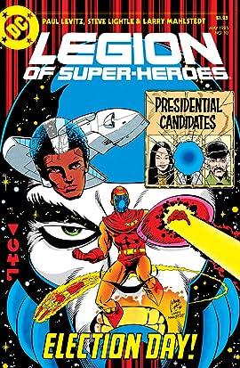 Legion of Super-Heroes (1984-1989) #10