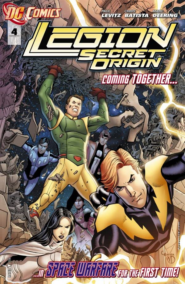 Legion: Secret Origin (2011-) #4 (of 6)