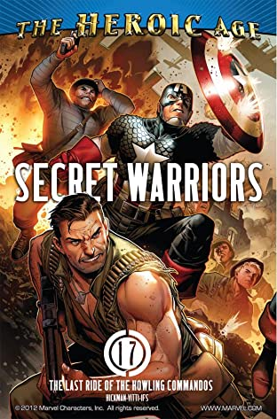 Secret Warriors (2008-2011) No.17