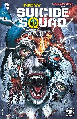 New Suicide Squad (2014-2016) #8