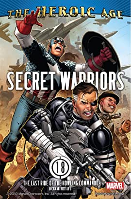Secret Warriors (2008-2011) #18