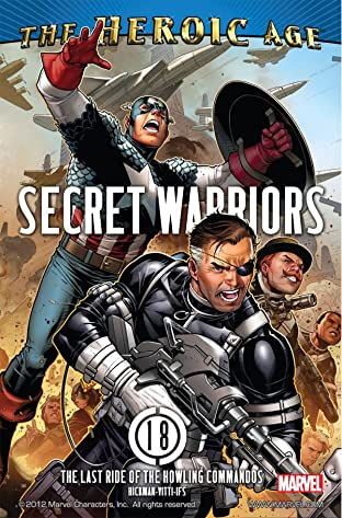 Secret Warriors (2008-2011) #18