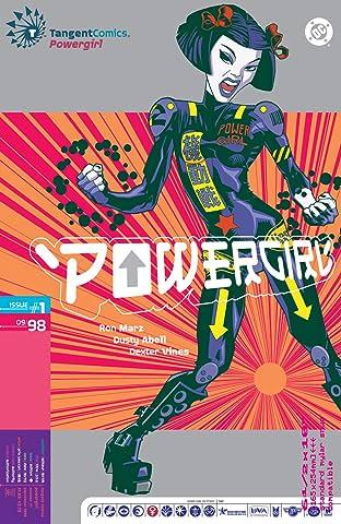 Tangent Comics: Powergirl (1998) No.1