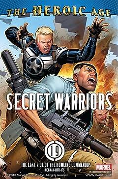 Secret Warriors (2008-2011) #19